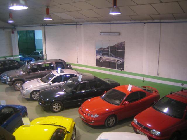 empresa coche usado: