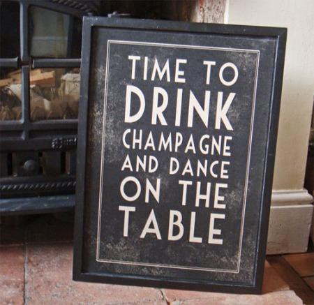 Bailar y beber champagne en Nochevieja, pero dejando el coche en casa - Foto: http://blogs.traveler.es