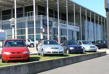 Concesionario de Chevrolet - Foto: http://jbejaranotodomotor.blogspot.com.es
