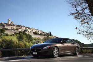 Maserati Quattroporte VI 2013 - Foto: www.motorpasion.com