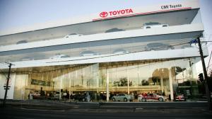 Concesionario Toyota en Estados Unidos - Foto: www.toyota.com/