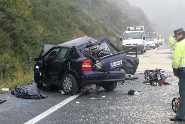Disminuyen los accidentes de tráfico en 2012 - Foto: www.ilisastiguiabogados.com