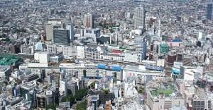 Estación de Ikebukuro donde está el Amlux Toyota - Foto: www.japan-guide.com