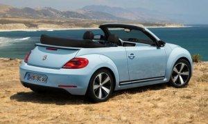 Volkswagen Beetle Cabrio 2013 - Foto: www.autobild.es