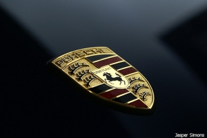 Logo de Porsche - Foto: http://logo-s-collection.blogspot.com.es