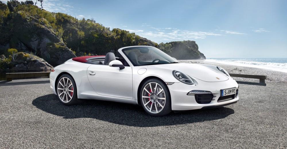 Porsche 911 Carrera S Cabriolet - Foto: www.porsche.com/