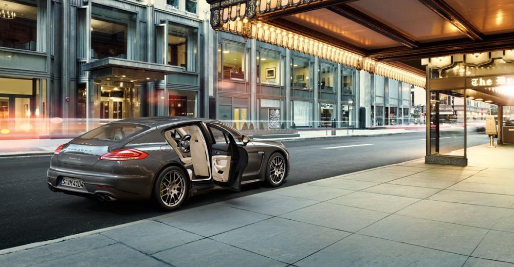 Porsche Panamera 4S Executive - Foto: www.porsche.com/