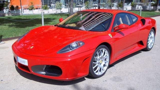 Ferrari F430 F1 - Foto: http://es.rentbull.es/