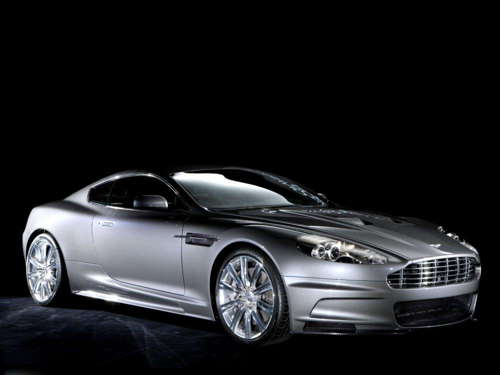 Aston Martin DBS Coupe - Foto: www.astonmartinw.com