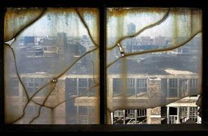 Detroit, ciudad abandonada - Foto: http://comerviajaramar.wordpress.com