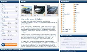 Buscando un Audi A6