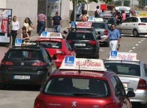 Coches preparados para el examen de conducir - Foto: www.motor.es