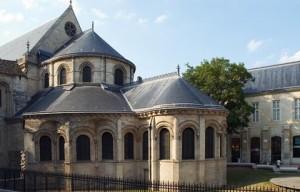 Abadía de Saint-Martin-des-Champs - Foto: http://es.parisinfo.com