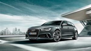 Audi RS6 Avant quattro - Foto: www.audi.es