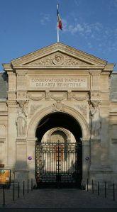 Entrada al Museo de Artes y Oficios de París - Foto: www.abretelibro.com