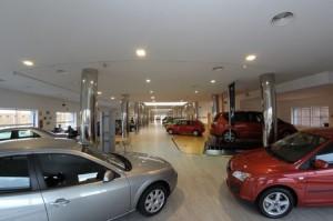 Concesionario de Ford - Foto: www.cochesmas.com