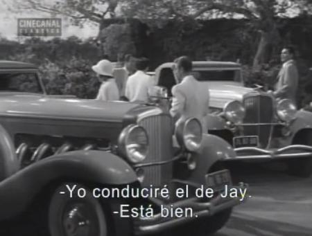 Fotograma de El gran Gatsby de 1949