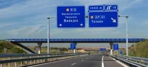 Autopistas desiertas - Foto: www.20minutos.es