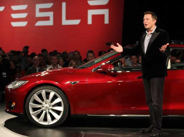 Elon Musk de Tesla Motors - Foto: www.businessinsider.com