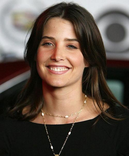 Cobie Smulders - http://geekactually.com