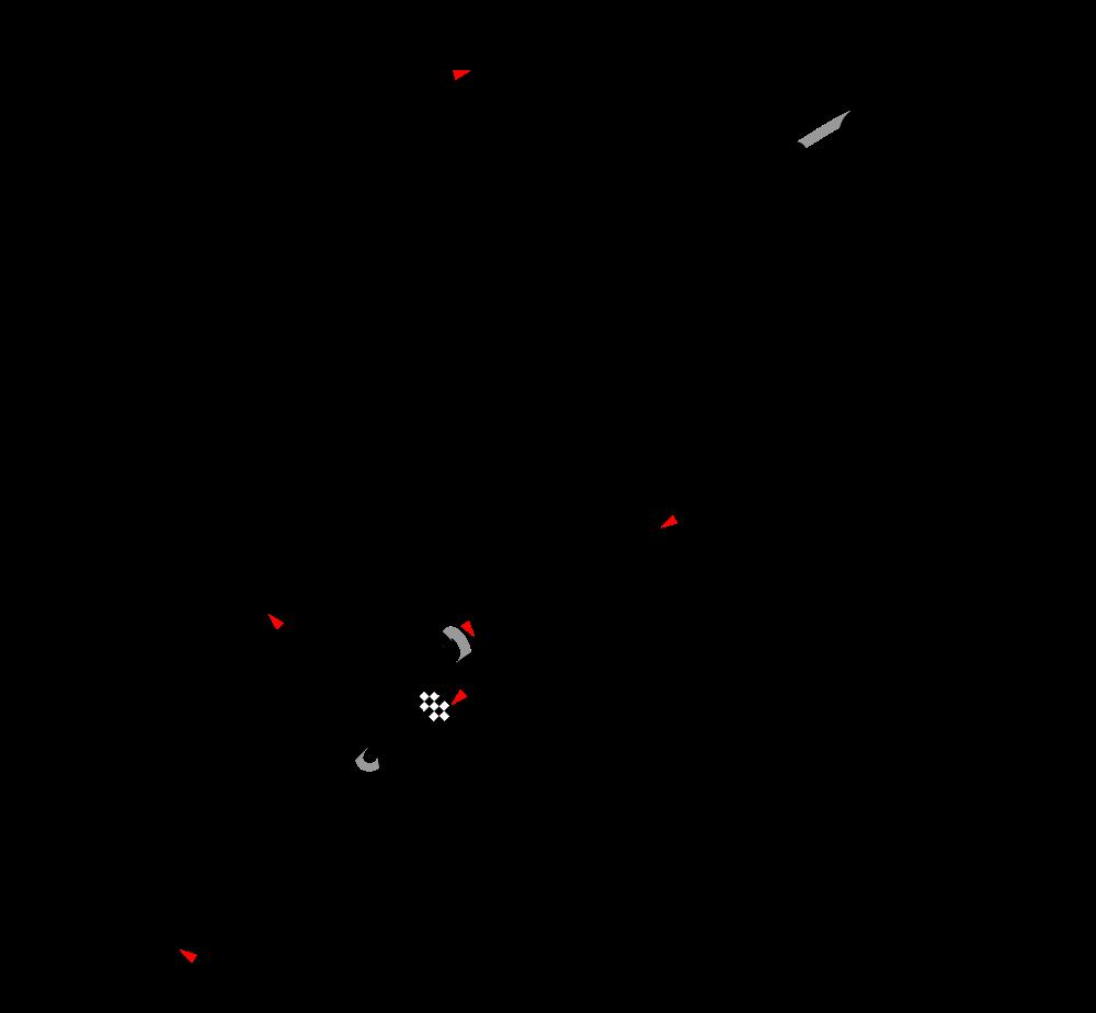 Trazado del circuito de Nürburgring - Foto: Wikipedia