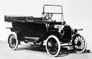 Ford T 1914