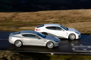 Aston-Martin-Rapide-vs-Porsche-Panamera