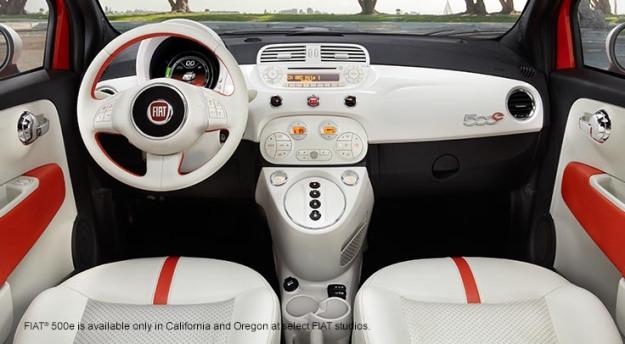 Interior-Fiat-500e