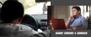 manny-aprende-a-conducir