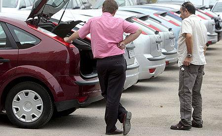 vendiendo coche