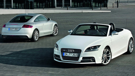 TT coupe y roadster